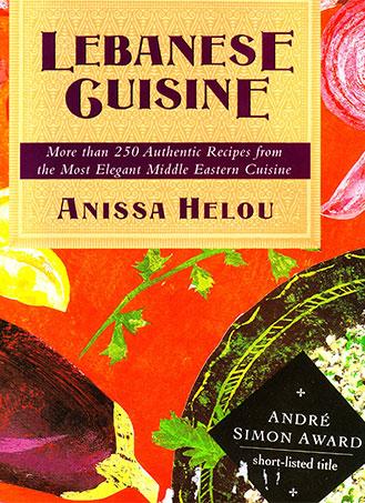 Lebanese cuisine cook eat for Anissa helou lebanese cuisine